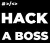 Logotipo HACK A BOSS